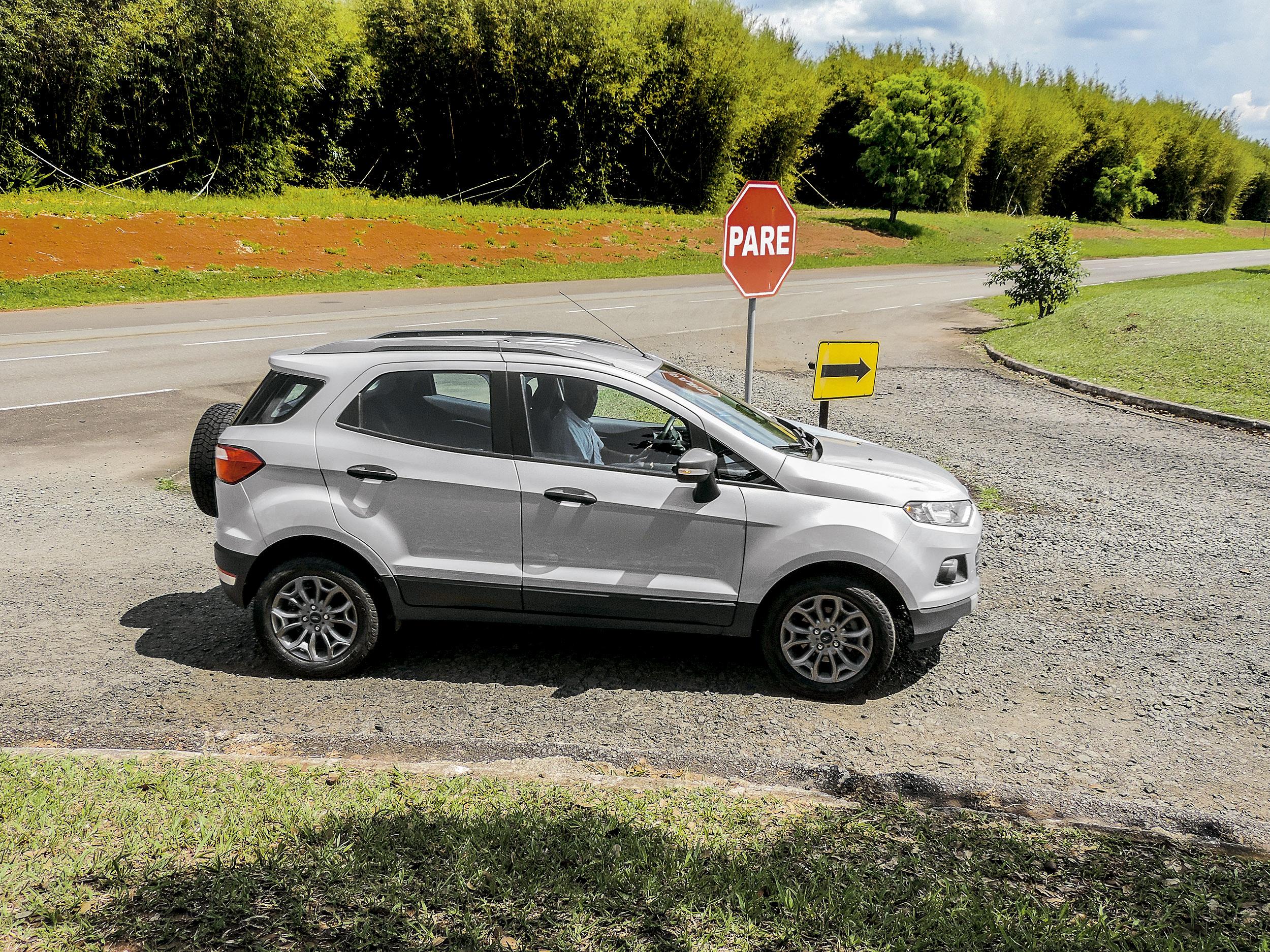Longa Duracao O Desmonte Do Ford Ecosport Quatro Rodas