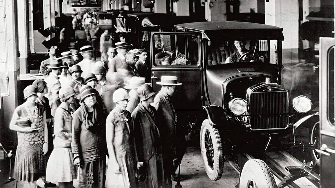 início da indústria automotiva brasileira