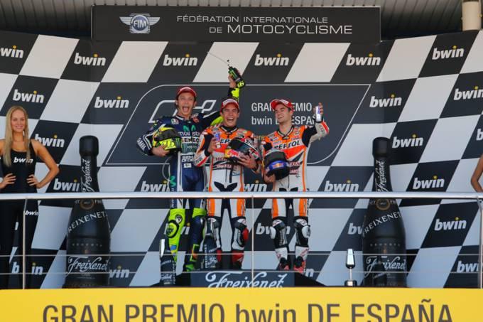 MotoGP – Espanha (domingo)