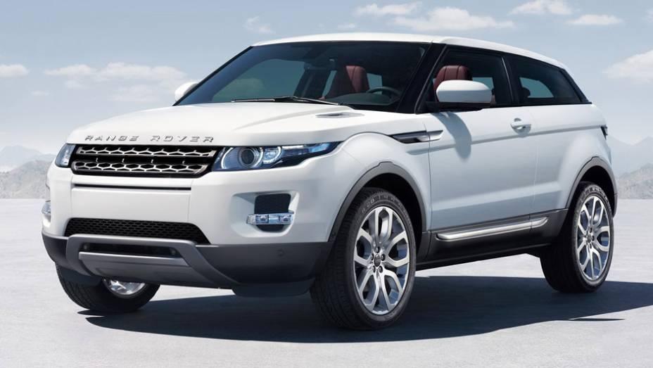 Range Rover Evoque: 376 unidades no mês   5.392 veículos até novembro de 2014