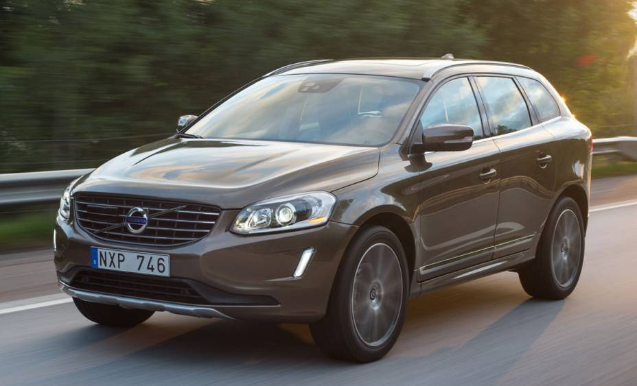 Volvo XC60: 148 unidades no mês   1.948 veículos até novembro de 2014