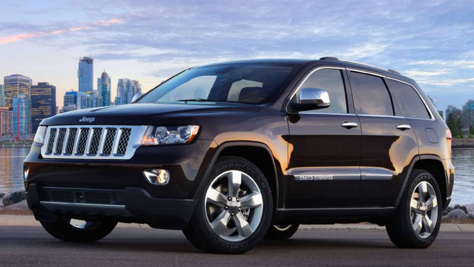 Jeep Grand Cherokee: 298 unidades no mês   1.758 veículos até novembro de 2014