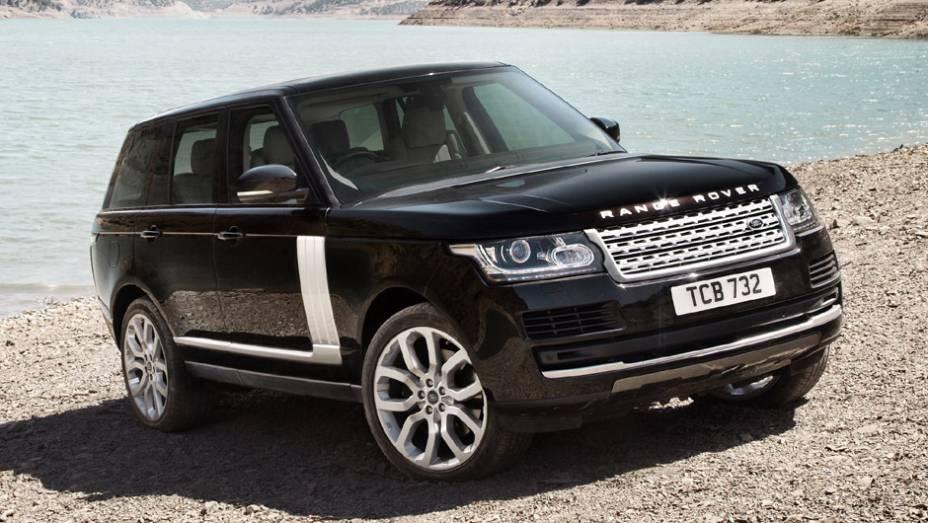 Range Rover: 66 unidades no mês   1.006 veículos até novembro de 2014
