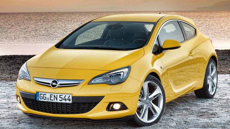 Versão baseada no Astra europeu terá quatro opções de motorização