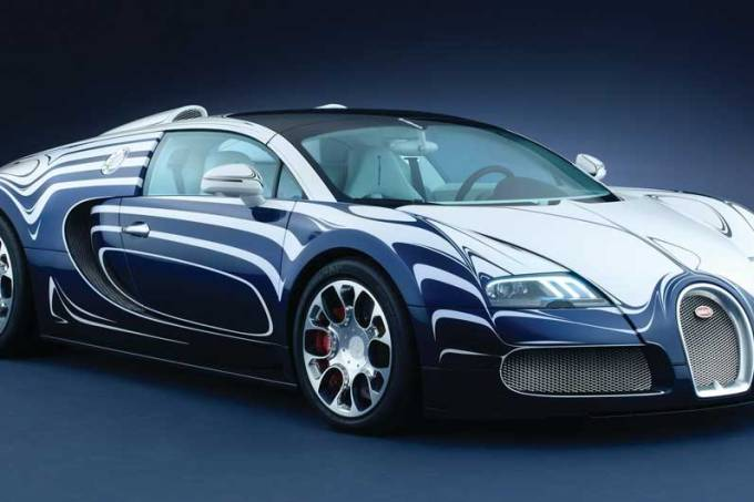 Veyron Grand Sport L´Or Blanc