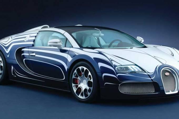 Veyron Grand Sport L´Or Blanc