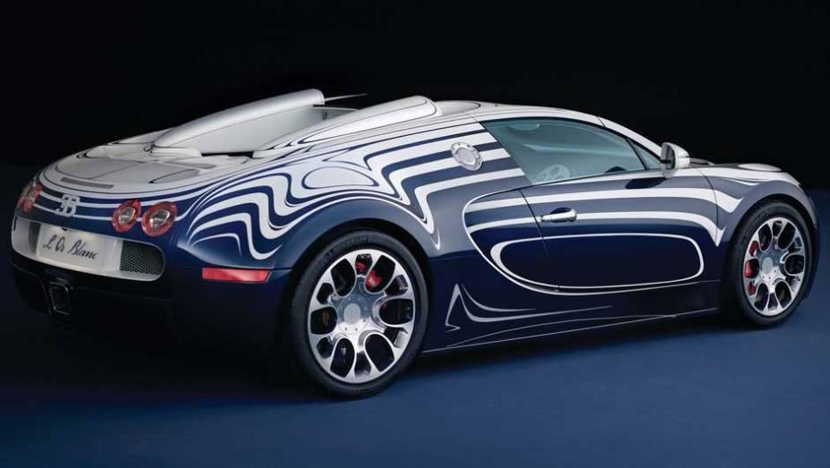 Modelo tem acabamento em porcelana e custa 1,65 milhão de euros
