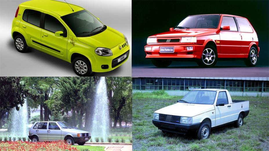 Trinta anos de Brasil depois, o compacto que começou renovando o segmento com seu espaço interno de carro maior e estilo moderno gerou derivações e há anos segue sendo uma prata da casa na Fiat