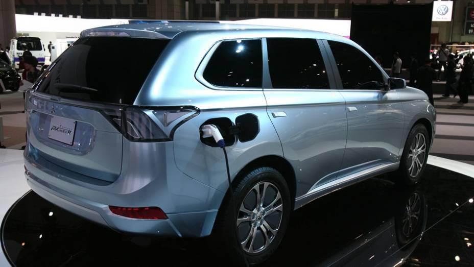 Mitsubishi PX-MiEV II Concept