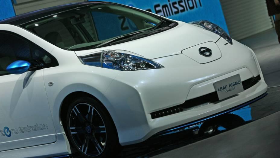 Nissan Leaf Nismon Concept
