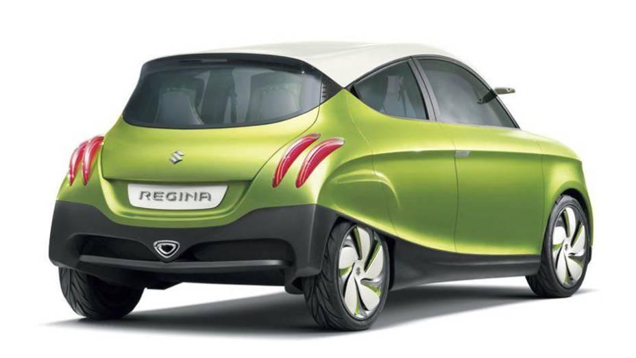 Conceito é um estudo da montadora japonesa para um futuro minicarro global