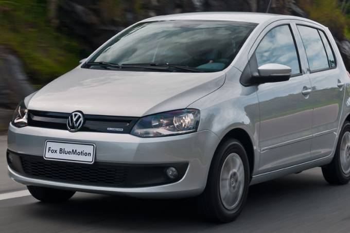 VW Fox BlueMotion