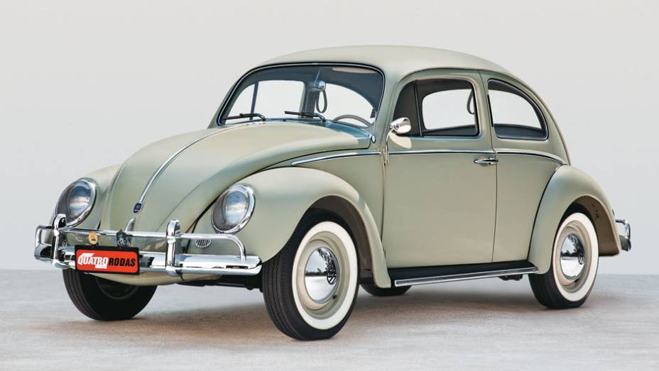 VW Fusca: o patinho feio caiu no gosto do povo, virou sinônimo de robustez e ganhou apelido que se tornou nome