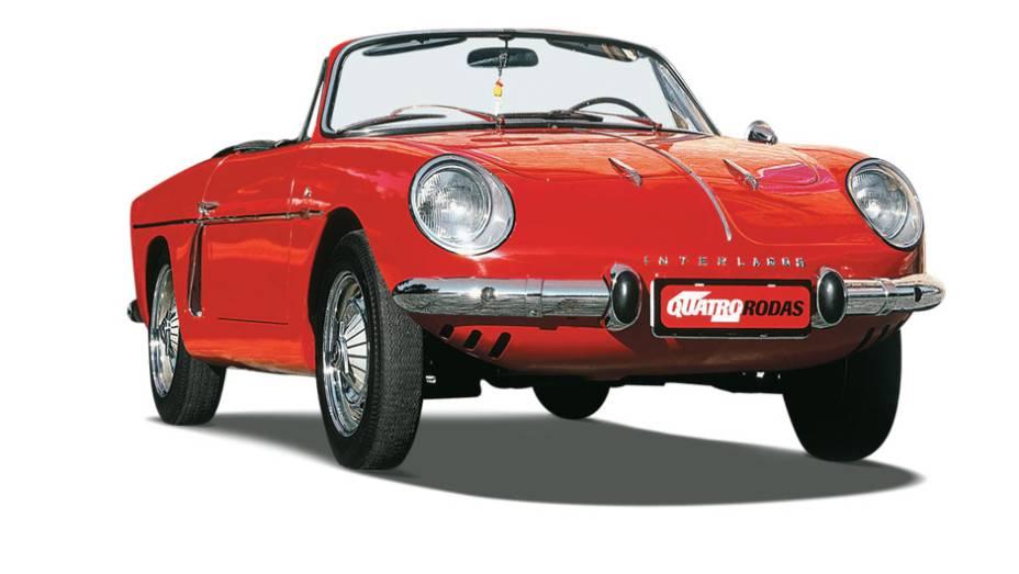 Interlagos: variação do francês Alpine, foi produzido pela Willys Overland de 1961 a 1966. Figura obrigatória nas corridas, teve três versões de carroceria (de fibra de vidro) e motores de 845 a 998 cm3, com até 70 cv