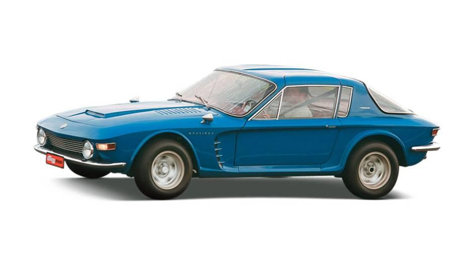 Brasinca 4200 GT: também conhecido como Uirapuru, este GT surgiu em 1964, com carroceria de aço e motor Chevrolet de seis cilindros, com tripla carburação e câmbio de três marchas. Testado pela revista em 1965, acelerou de 0 a 100 km/h em 10,4 segundos e