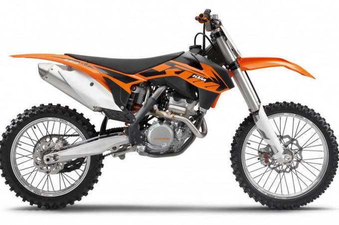 KTM: linha 2013