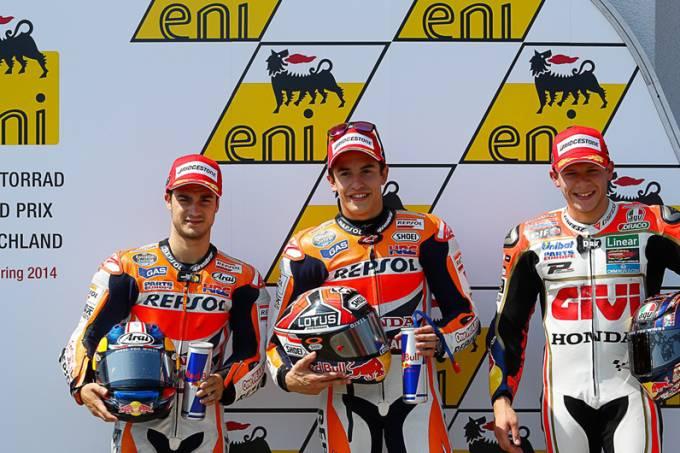 MotoGP – Alemanha (sábado)