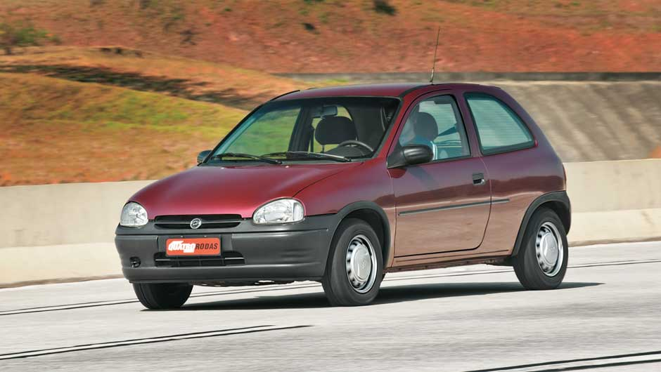 Concorrentes do VW Gol