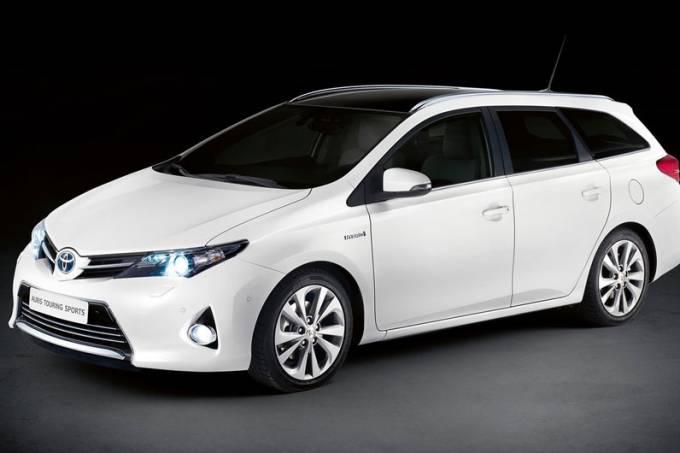 Toyota Auris Sports Touring
