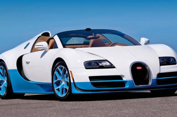 Bugatti Veyron 16.4 Grand Vitesse Special Edition