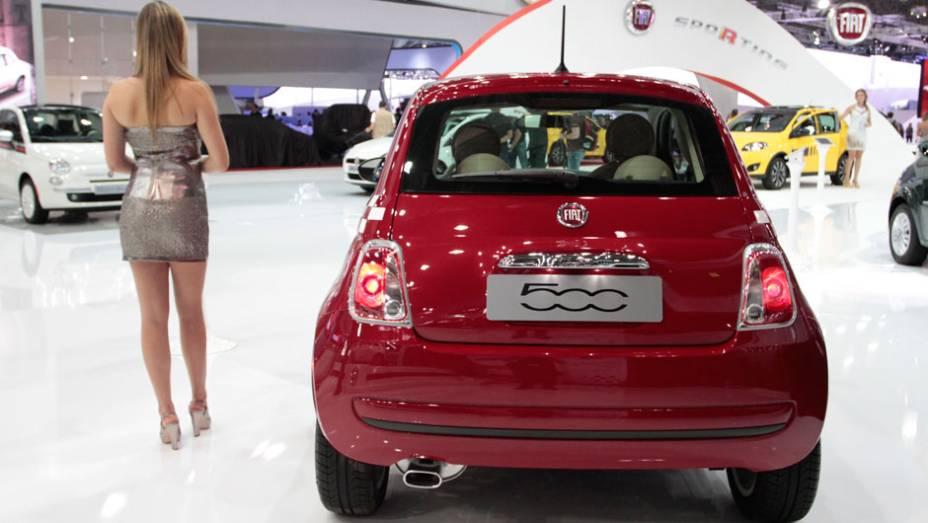 """Modelo foi apresentado no Salão de São Paulo <a href=""""http://quatrorodas.abril.com.br/salao-do-automovel/2012/carros/500-704044.shtml"""" rel=""""migration"""">Leia mais</a>"""