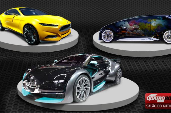 Dez carros do futuro para ver no Salão do Automóvel