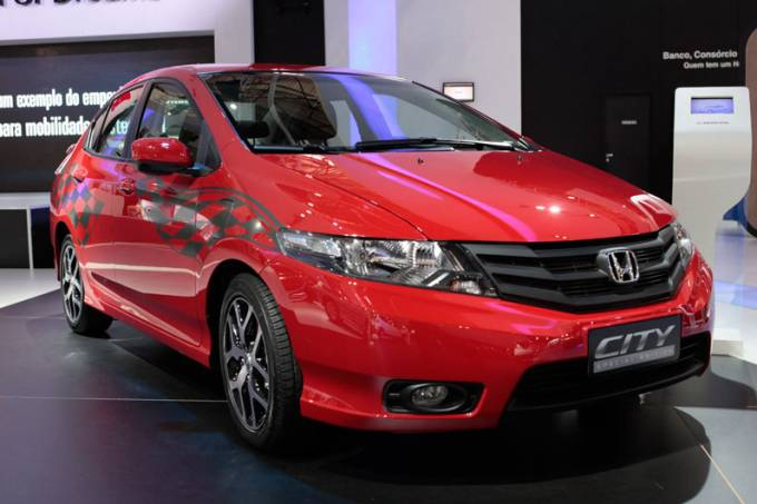 Honda City Edition