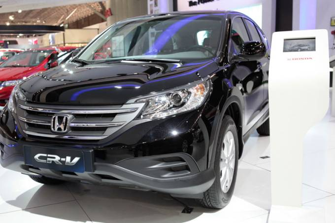 Honda CRV Flex