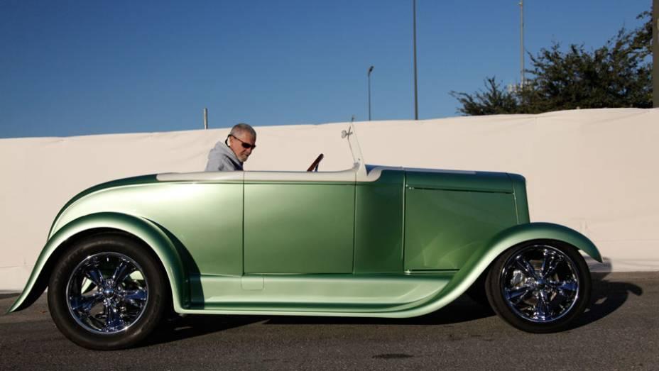 O Ford Model A já é velho conhecido dos profissionais da customização