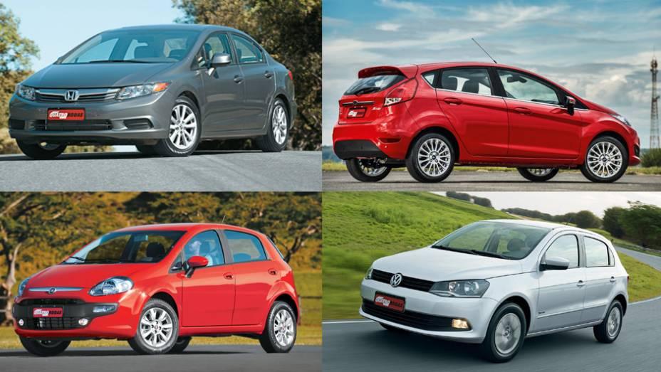 As vendas em janeiro caíram 18,79% em relação ao mesmo mês de 2014. Foram vendidos 185.074 carros, segundo a Fenabrave. Conheça os 12 carros cujas vendas mais caíram em janeiro (por Karin Salomão, de Exame.com)