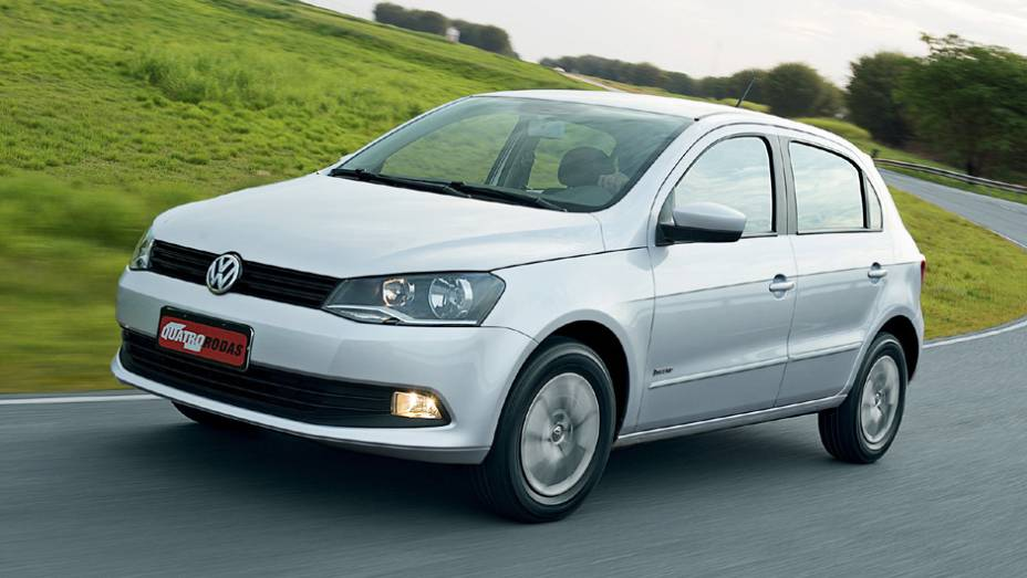 VW Gol: queda de 63,7% (vendas em janeiro de 2015: 7.866 x vendas em janeiro de 2014: 21.671)