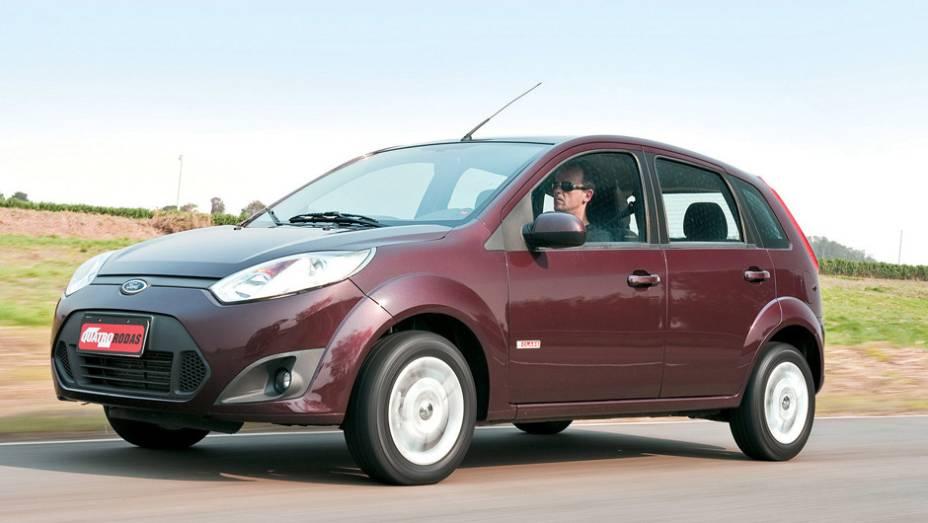 Ford Fiesta: queda de 62,49% (vendas em janeiro de 2015: 4.943 x vendas em janeiro de 2014: 13.179)