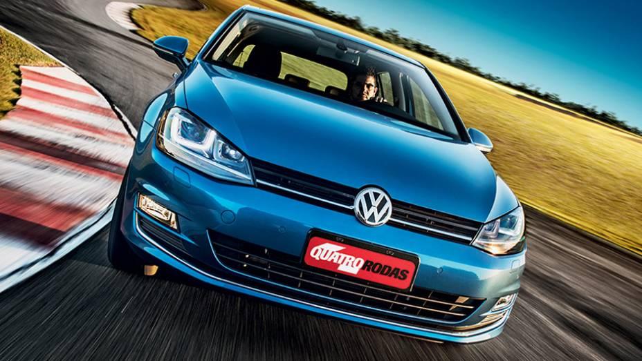 VW Golf: queda de 51,44% (vendas em janeiro de 2015: 961 x vendas em janeiro de 2014: 1.979)