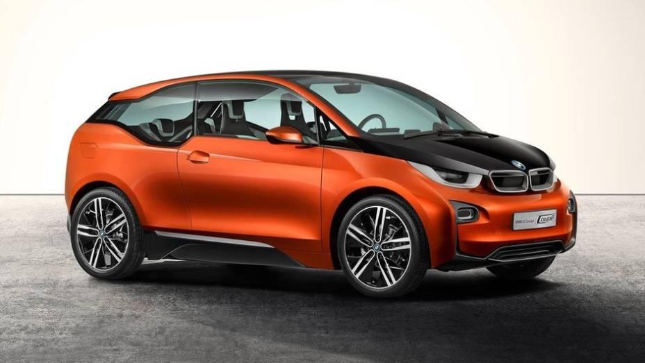 2013 - BMW i3