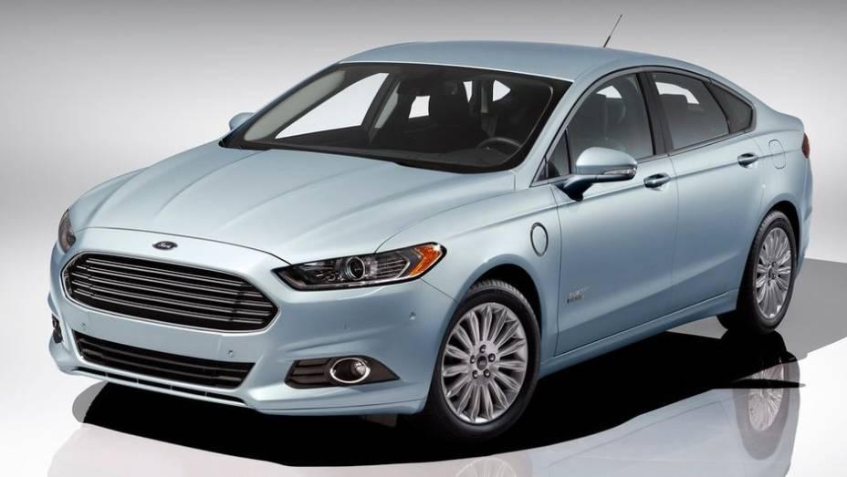 2013 - Ford Fusion Energi