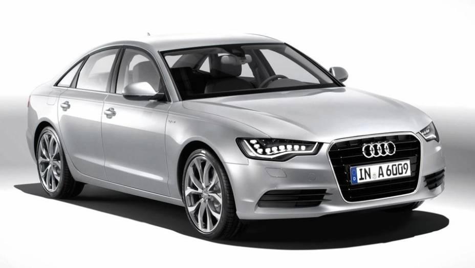2014 - Audi A6 Hybrid