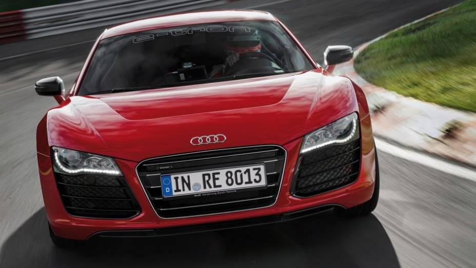 2014 - Audi R8 E-tron EV