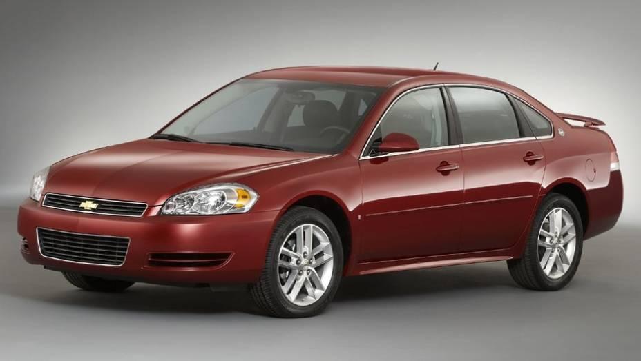 2014 - Chevrolet Impala Hybrid