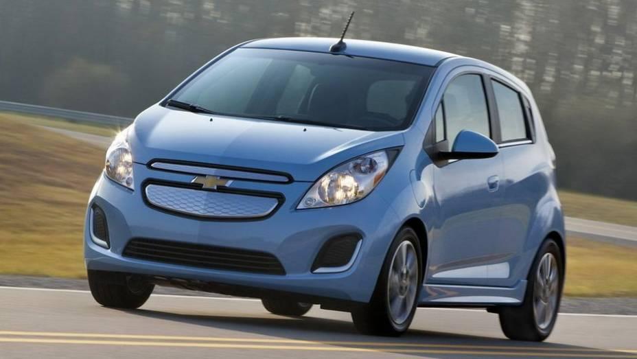 2014 - Chevrolet Spark EV