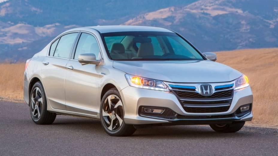 2014 - Honda Accord Plug-in Hybrid
