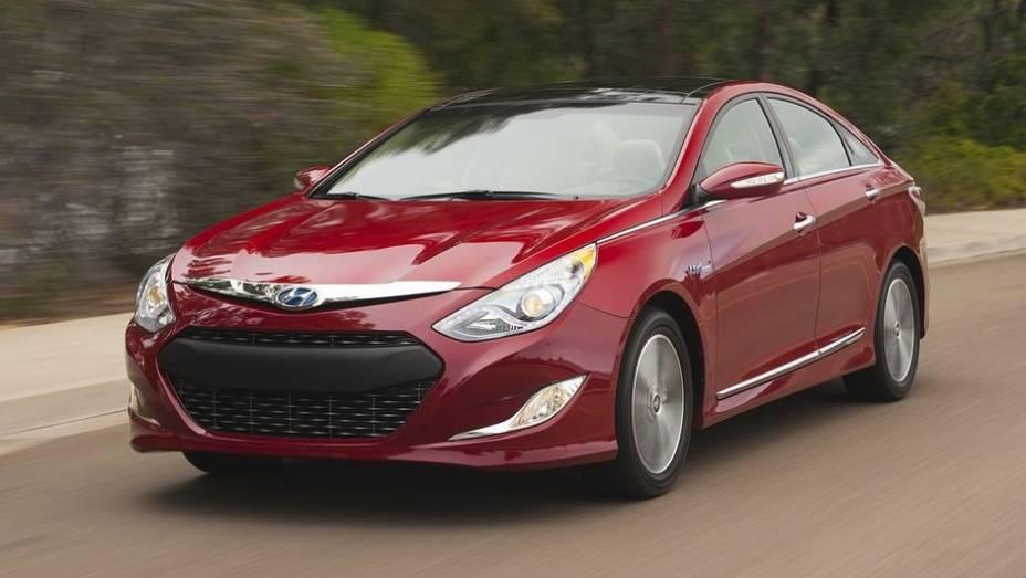 2014 - Hyundai Sonata Plug-in Hybrid