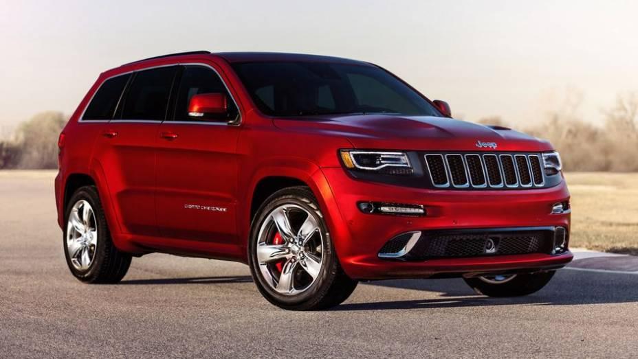 2014 - Jeep Grand Cherokee Diesel
