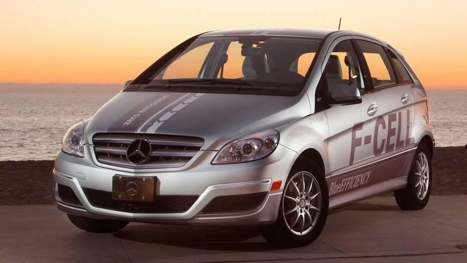 2014 - Mercedes-Benz F-Cell