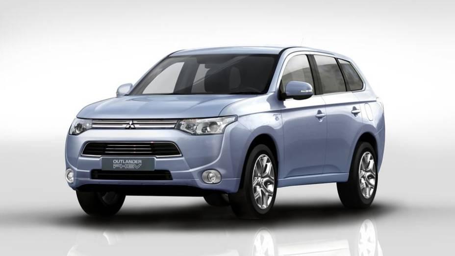 2014 - Mitsubishi Outlander Plug-in Hybrid