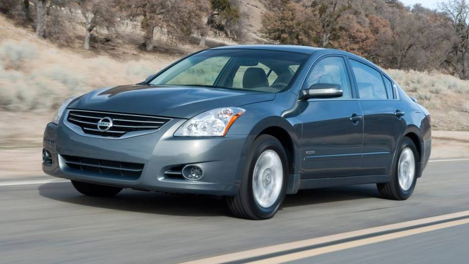 2014 - Nissan Altima Hybrid