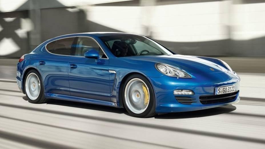 2014 - Porsche Panamera Plug-in Hybrid