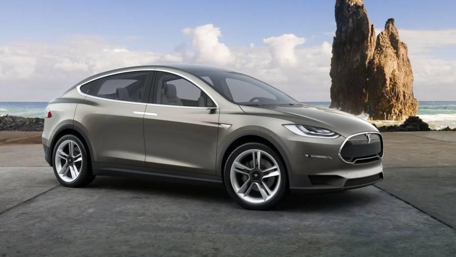 2014 - Tesla Model X
