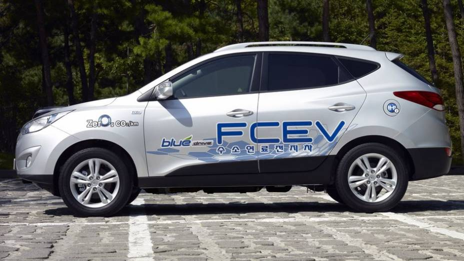 2015 - Hyundai Fuel-Cell Electric Vehicle