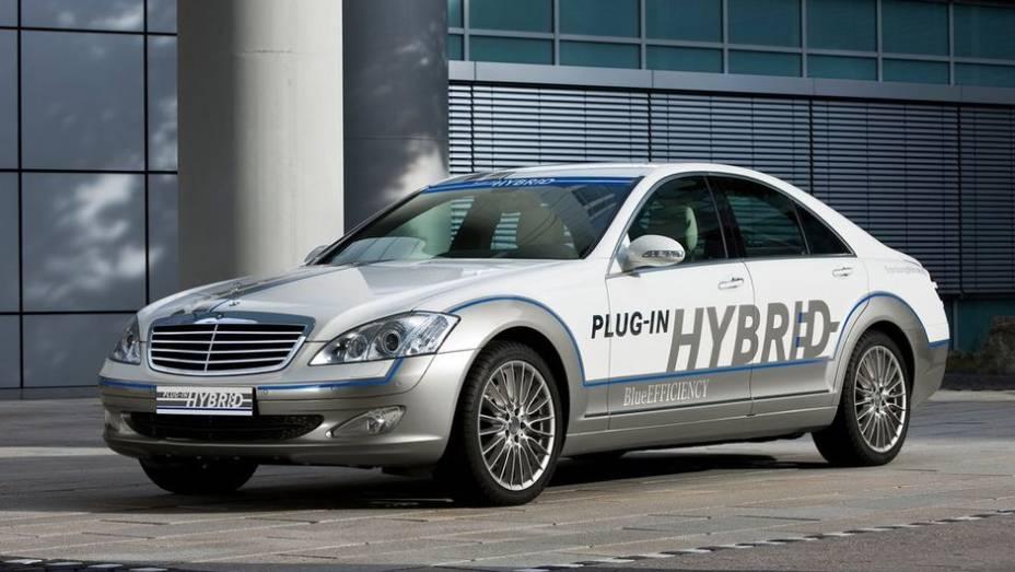 2015 - Mercedes-Benz S-Class Plug-in Hybrid