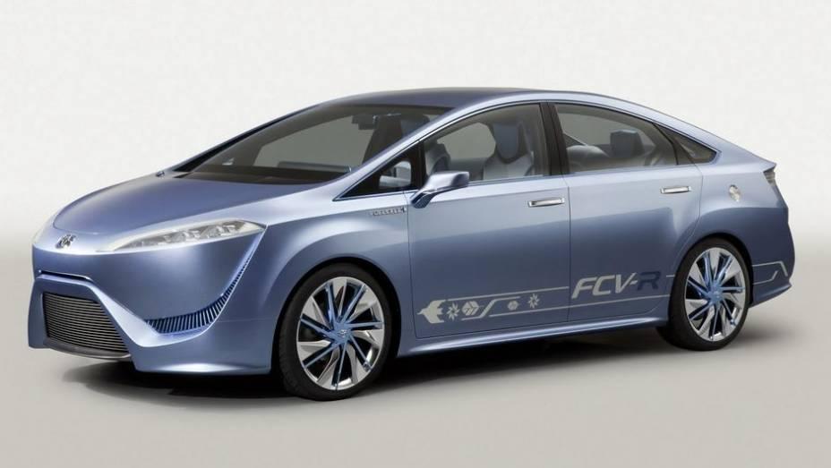 2015 - Toyota FCV